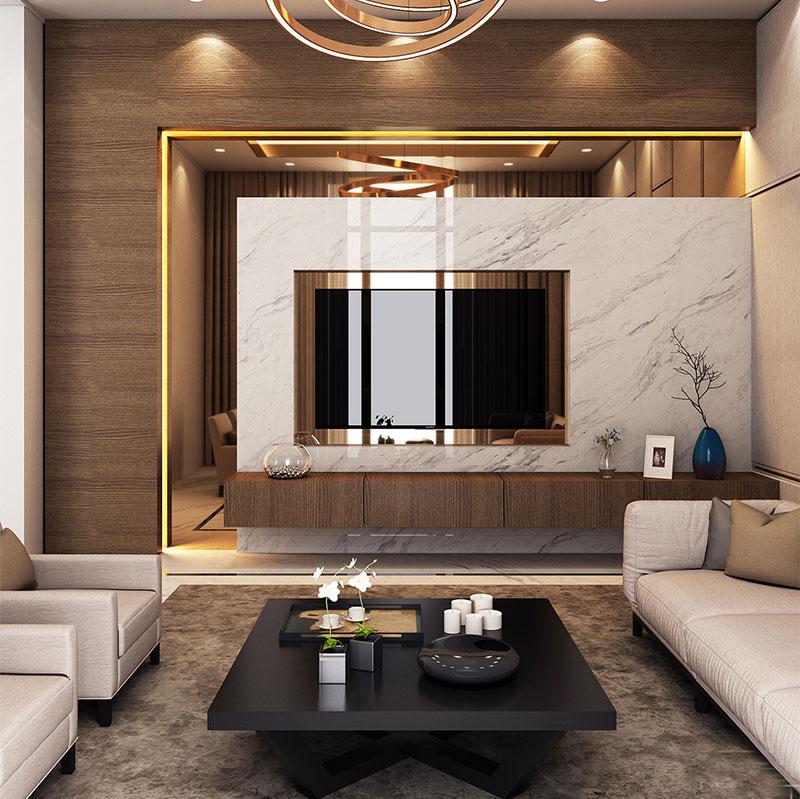 thiết kế nội thất nhà phố 8